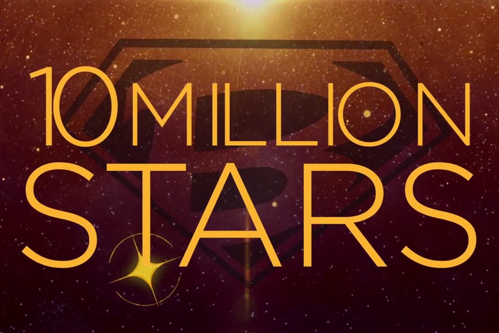 Brian McKnight 10 Million Stars