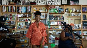 "Watch Ledisi Perform Live for NPR's ""Tiny Desk"" Series"