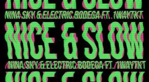 New Music: Nina Sky & Electric Bodega – Nice & Slow (Usher Remake)