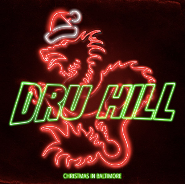 Dru Hill Christmas in Baltimore
