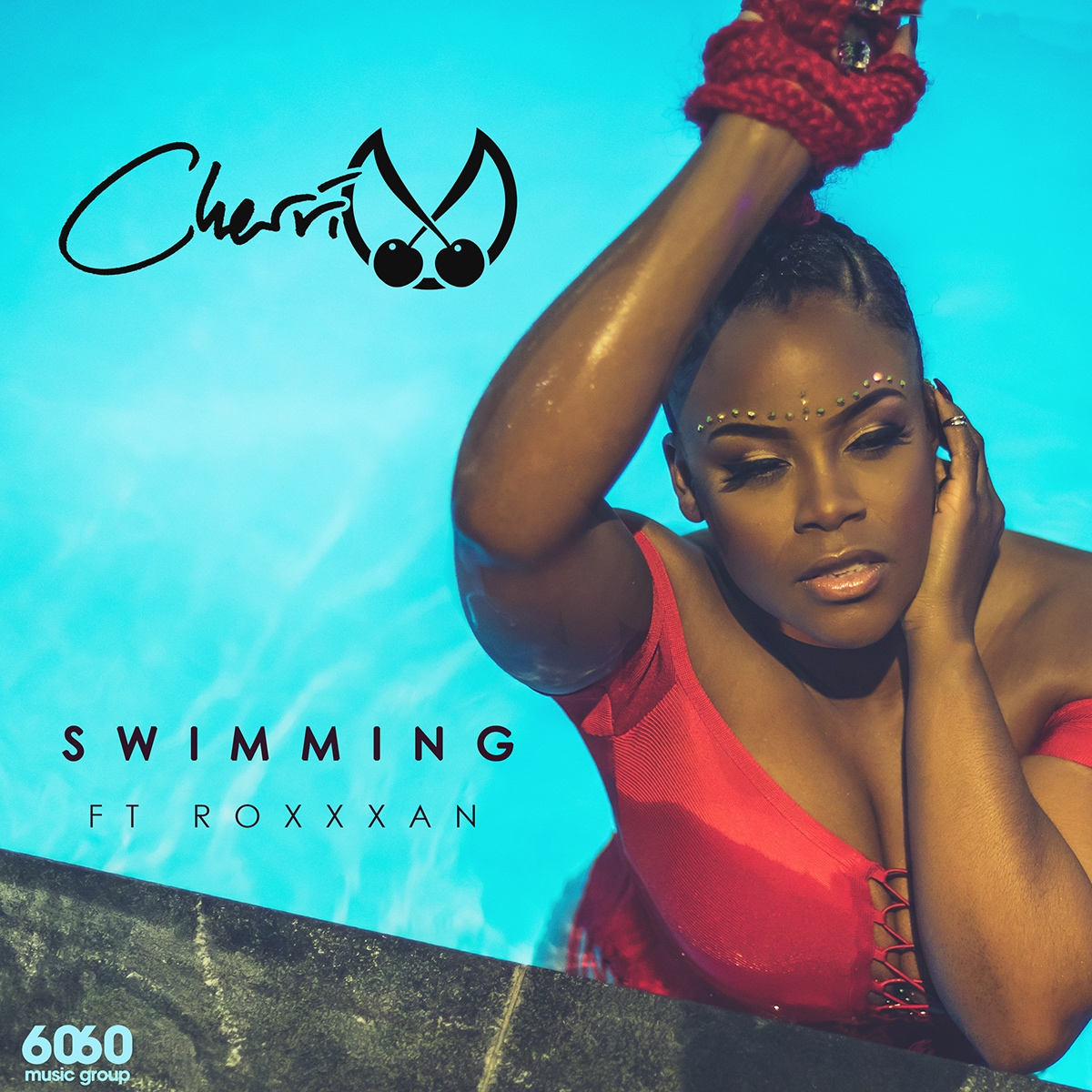 Cherri V Swimming