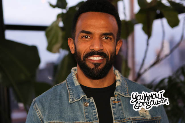 """Craig David Interview: New Album """"The Time is Now"""", Career Resurgence, R&B Revival"""