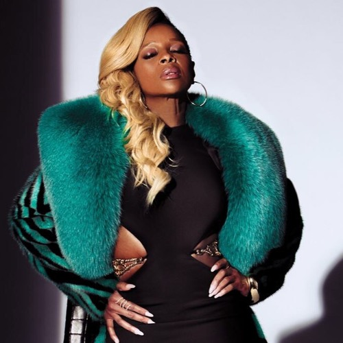 Mary J Blige Bounce Back 2.0