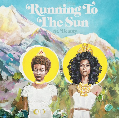 St Beauty Running to the Sun