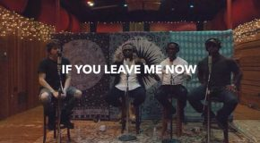 New Video: Charlie Puth & Boyz II Men – If You Leave Me Now (In Studio)