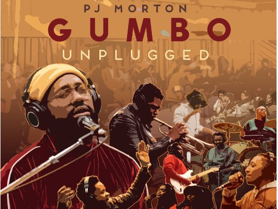 PJ Morton Gumbo Unplugged