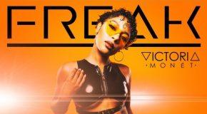 New Video: Victoria Monet – Freak