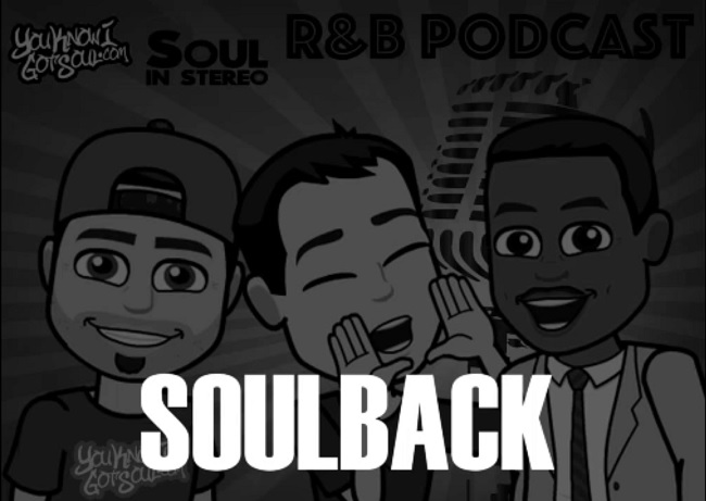 SoulBack (featuring Troy Taylor) – The R&B Podcast Episode 33