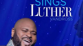 "Ruben Studdard to Release New Luther Vandross Tribute Album ""Ruben Sings Luther"""