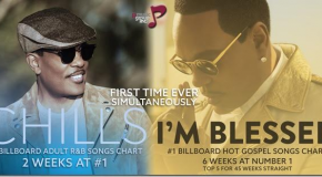 Charlie Wilson Makes History With Simultaneous #1 Singles on Adult R&B and Gospel Charts