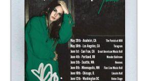 """JoJo Announces """"Leaks, Covers & Mixtapes"""" Tour"""