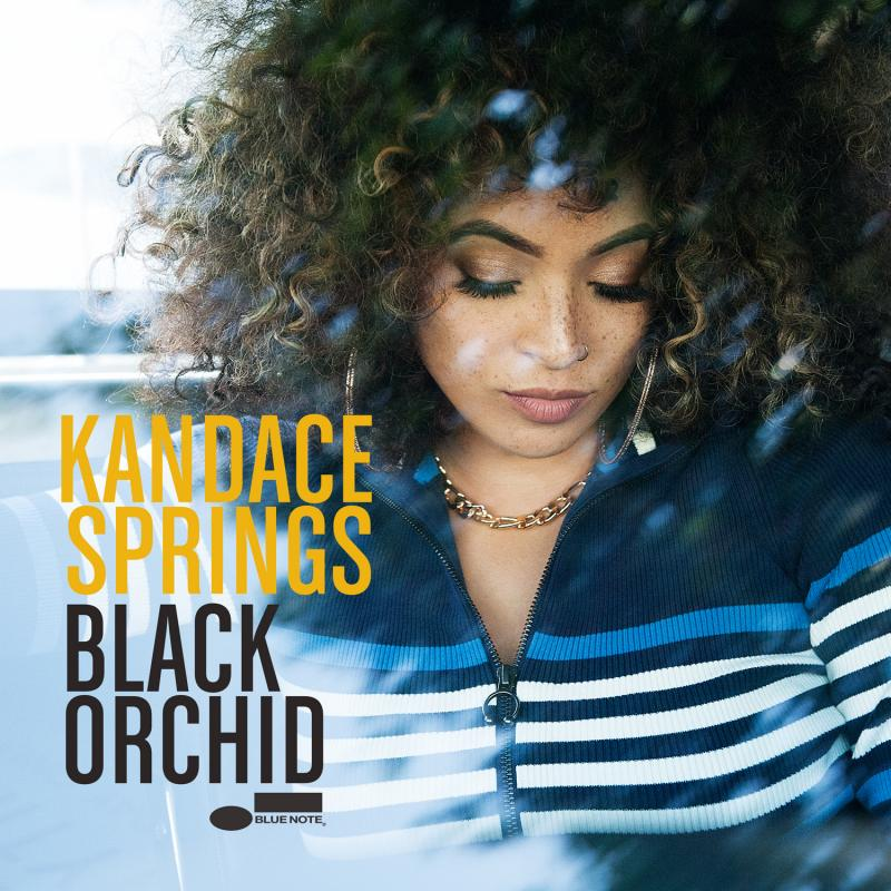Kandace Springs Black Orchid