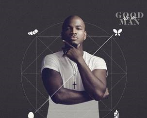 NeYo Good Man Album Cover - edit