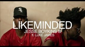 New Video: Jesse Boykins III – LikeMinded (featuring Luke James)