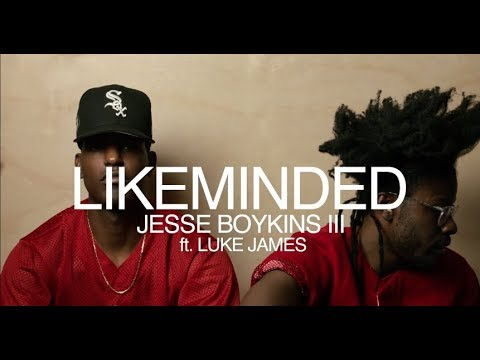 Jesse Boykins III Likeminded Luke James