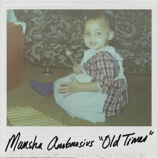 Marsha Ambrosius Old Times