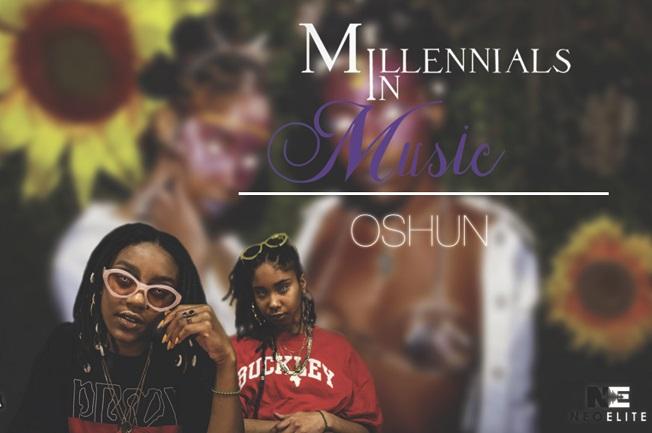 OSHUN Interview | Millennials in Music
