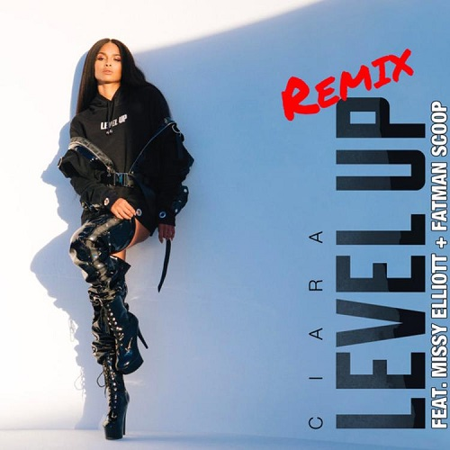 Ciara Missy Elliott Fat Man Scoop Level Up Remix