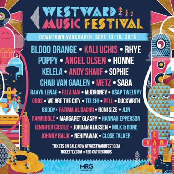 Ella Mai Headlines Vancouver's Westward Music Festival