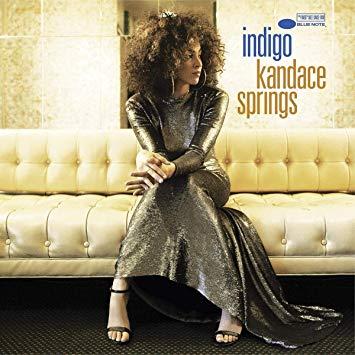 Kandace Springs Indigo