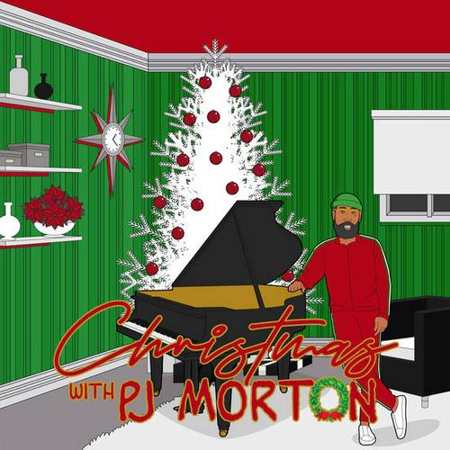 Christmas with PJ Morton Album Cover