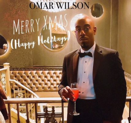 Omar Wilson Merry Xmas Happy Holidays