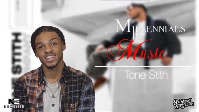 Tone Stith Millennials in Music Interview