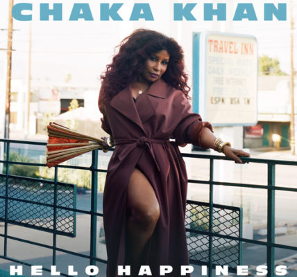 Chaka Khan Hello Happiness Album Cover