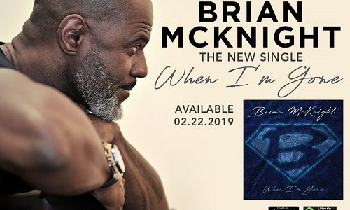 Brian McKnight When I'm Gone2