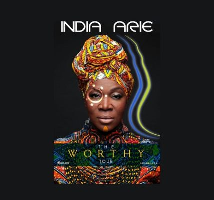 India Arie Worthy Tour 2019