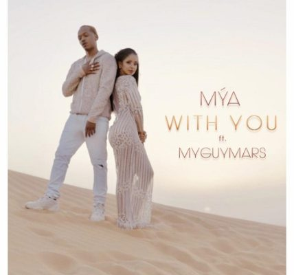 Mya With You Single Cover
