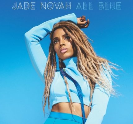 Jade Novah All Blue Album Cover