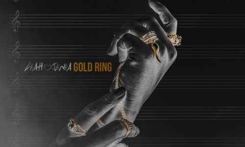 Leah Jenea Gold Ring