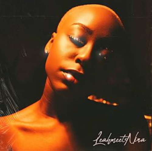 Leah Jenea Leah Meets Nina EP Cover