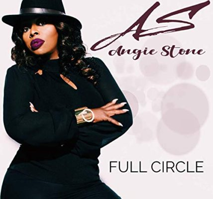 Angie Stone Full Circle Album Cover