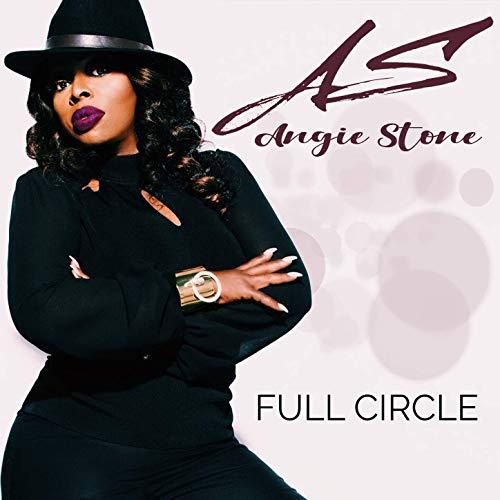 Angie Stone Full Circle Album Cover