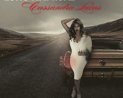 Cassanda Lucas Changing Faces The Intro Album Cover