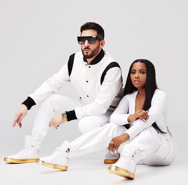 "Jon B. Unveils His ""Golden Souls"" Signature Shoe In Collaboration With Jessica Rich Collection"
