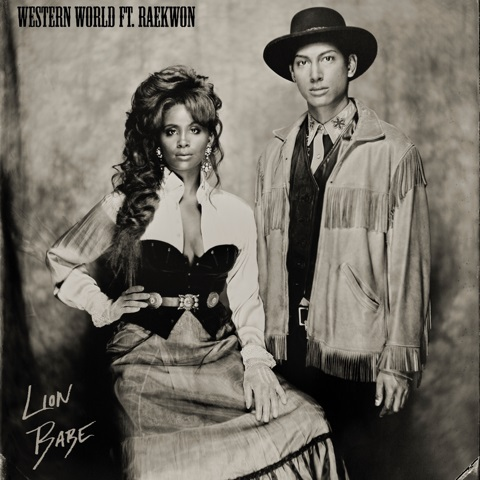 Lion Babe Western World