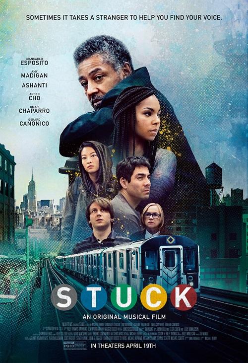 Stuck Musical Poster