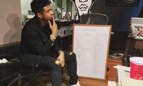 Usher Confessions 2