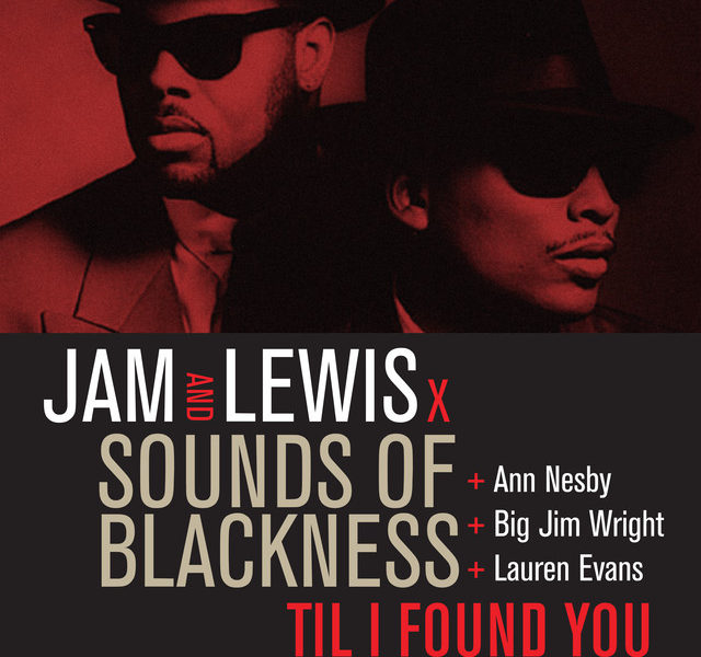Jimmy Jam Terry Lewis Til I Found You Sounds of Blackness