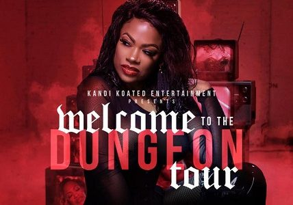 Kandi Welcome to the Dungeon Tour