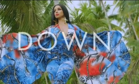 New Video: Mya – Down
