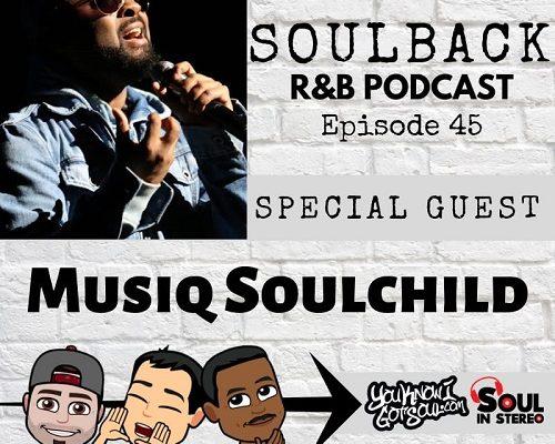 Musiq Soulchild Soulback