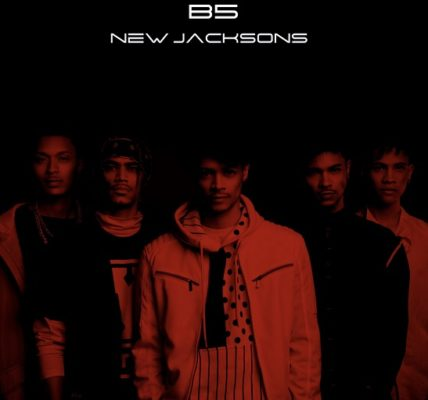 B5 The New Jacksons EP Cover