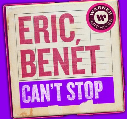 Eric Benet Cant Stop