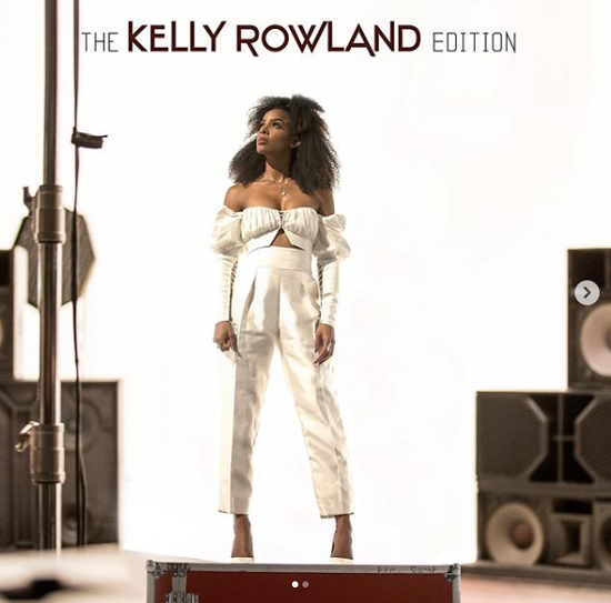 "Kelly Rowland Releases New EP ""The Kelly Rowland Edition"" (Stream)"