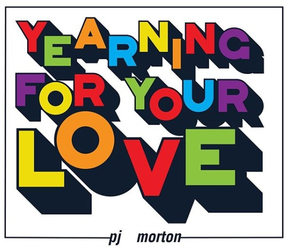 PJ Morton Yearning For Your Love Gap Band Cover