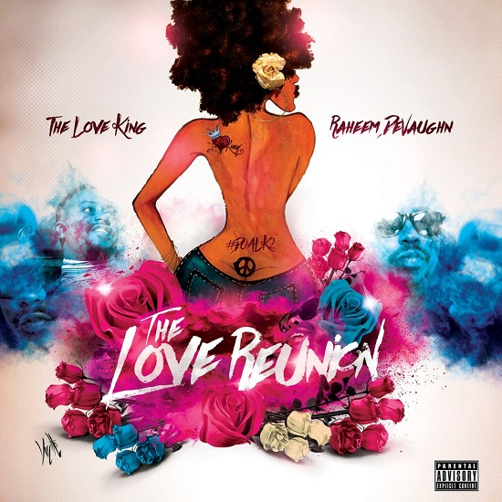 Raheem DeVaughn The Love Reunion Album Cover